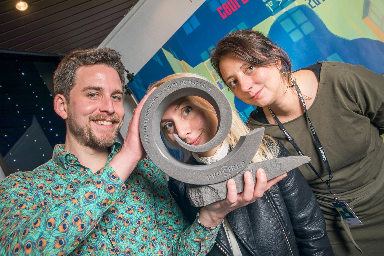 Insolence Productions reçoit le Prix Procirep Producteur Court Métrage 2019 !