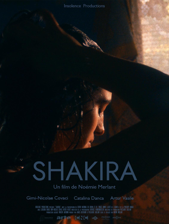 Shakira un film de Noémie MERLANT